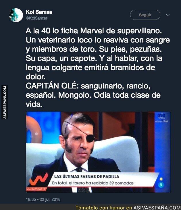 89992 - El Capitán Olé