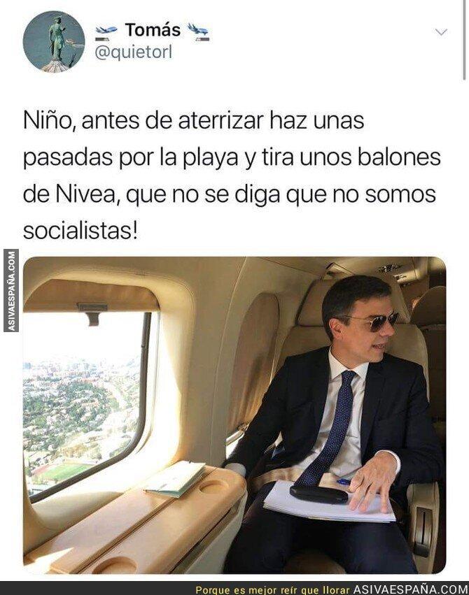 90066 - El Pedro Sánchez más generoso