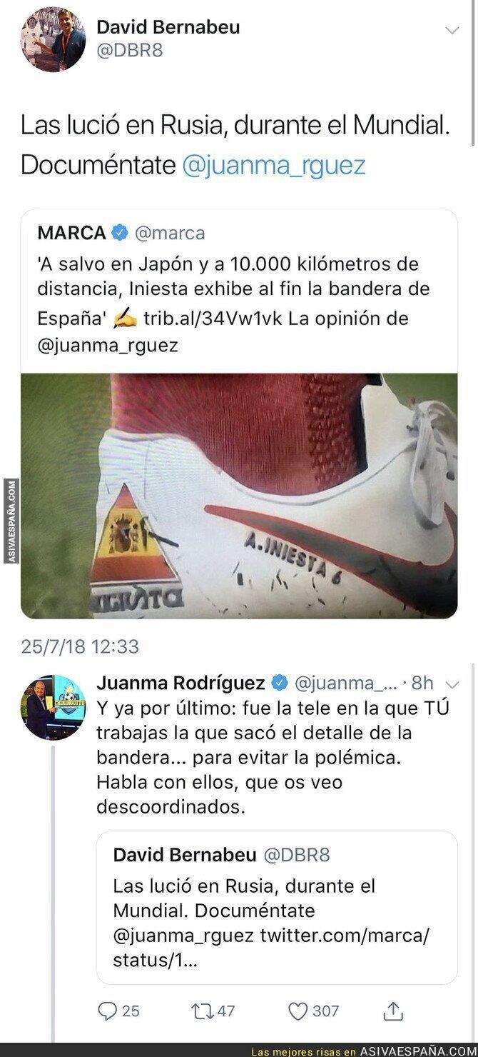 90098 - Y este es el nivel de periodismo deportivo que tenemos en España