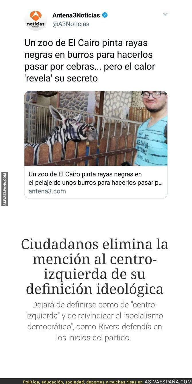 90143 - Las similitudes de tácticas entre un zoo y Ciudadanos
