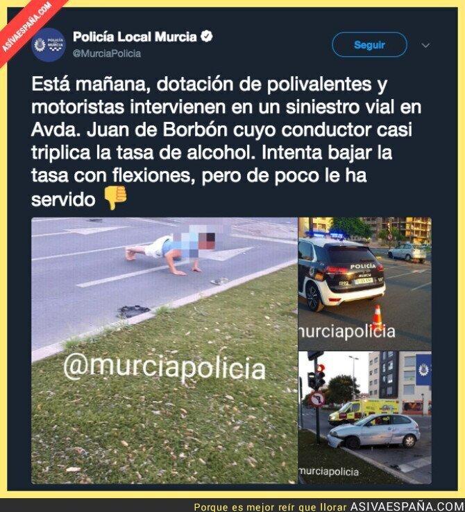 90272 - Lo que pasa en Murcia no pasa en ningún lado