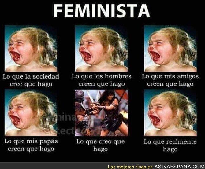90279 - La verdad feminista