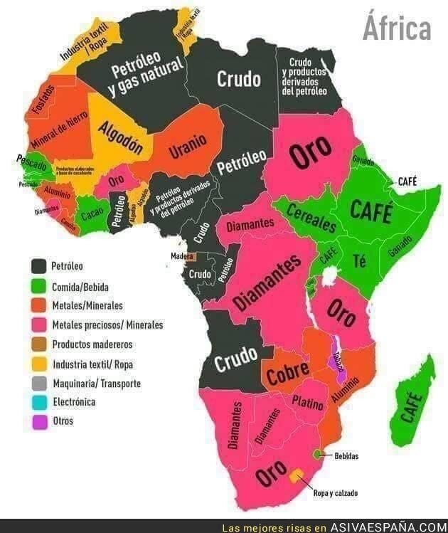90302 - Para todo esto si que nos gusta el pueblo africano