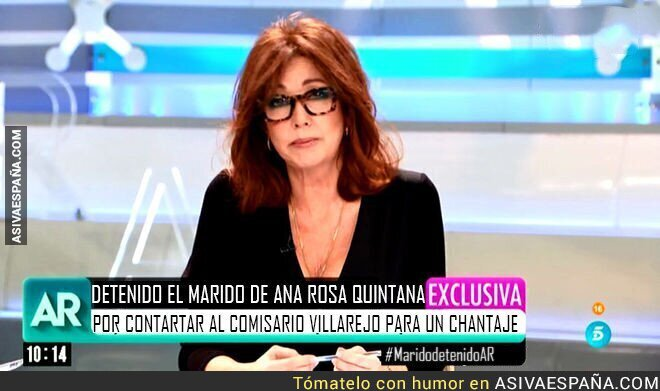 90317 - Ana Rosa contando lo de su marido