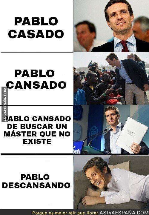 90442 - Pablo Casado el cansado