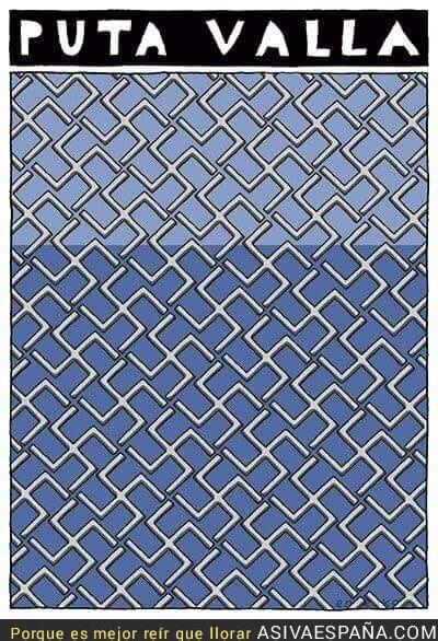 90481 - La valla de la frontera