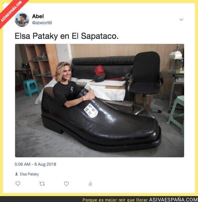90658 - Elsa Pataky en El Sapataco