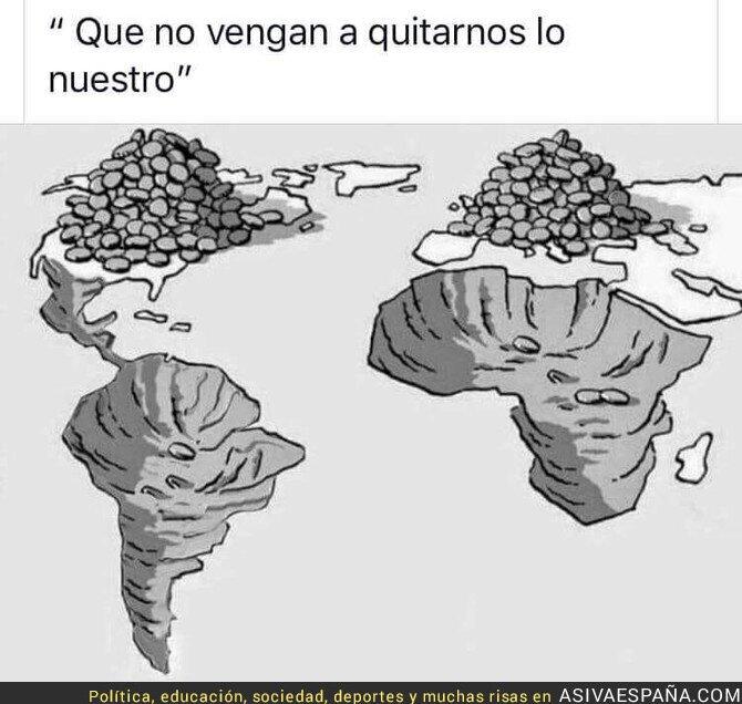 90813 - La lógica del Mundo frente a América del Sur y África