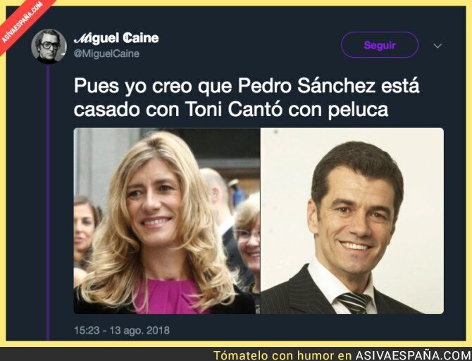 91086 - El secreto del matrimonio de Pedro Sánchez