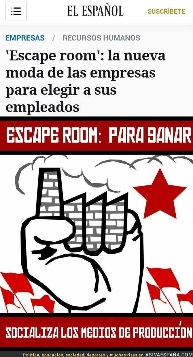 91101 - El mejor 'escape room'
