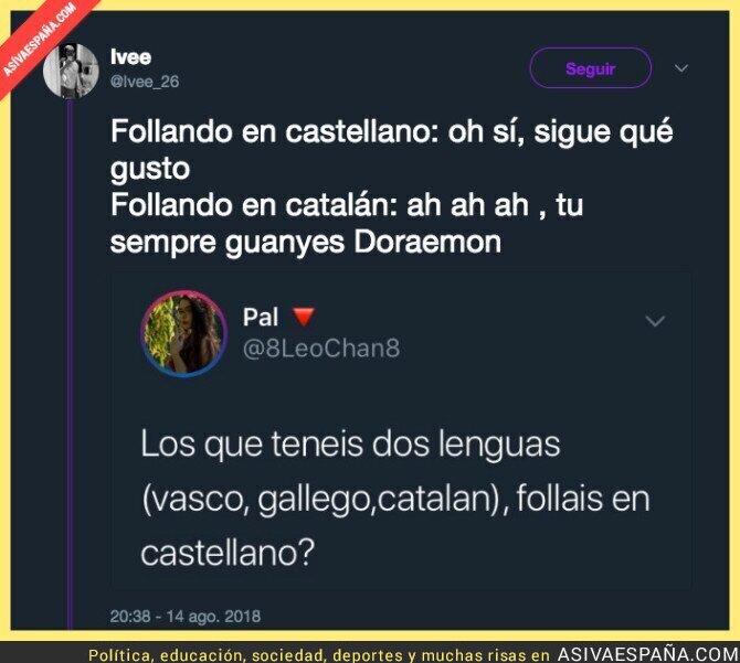 91224 - Definitivamente en catalán es mucho más divertido