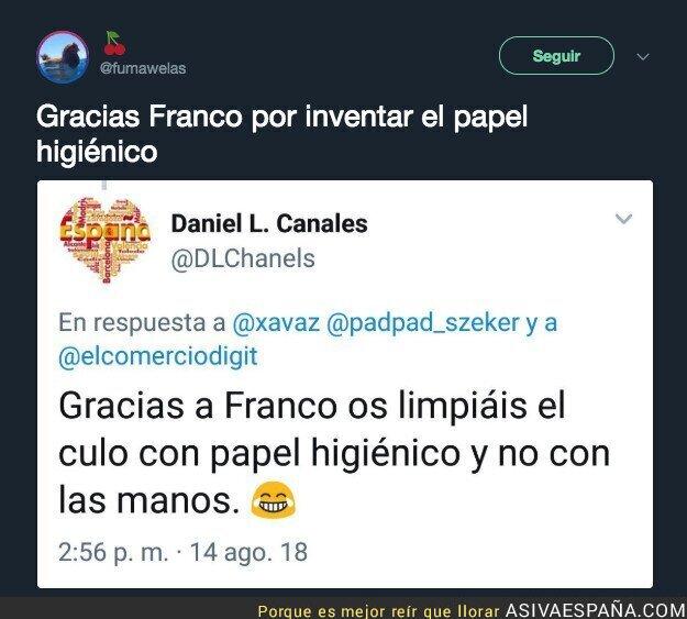 91316 - Franco el inventor
