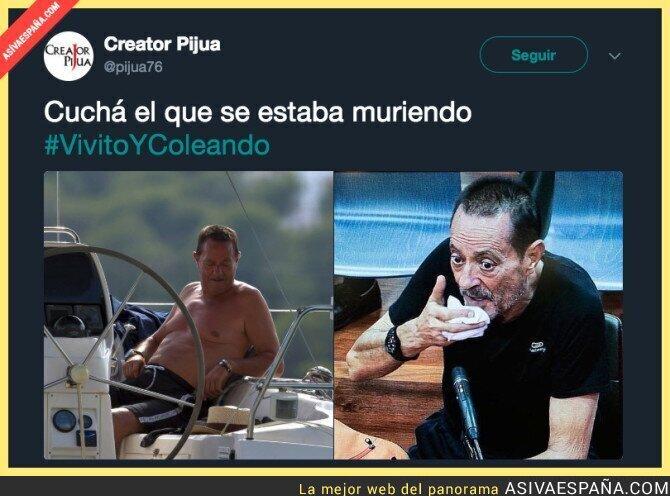 91400 - Julián Muñoz vive mejor que nadie