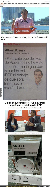 91812 - Albert Rivera y su gran relación con IKEA
