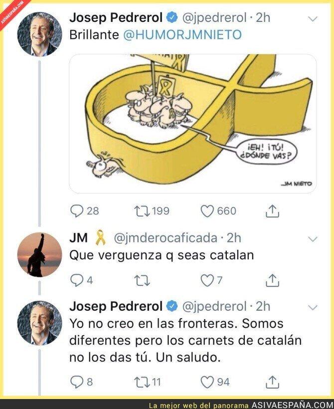 91821 - Los independentistas reparte carnets de catalanes