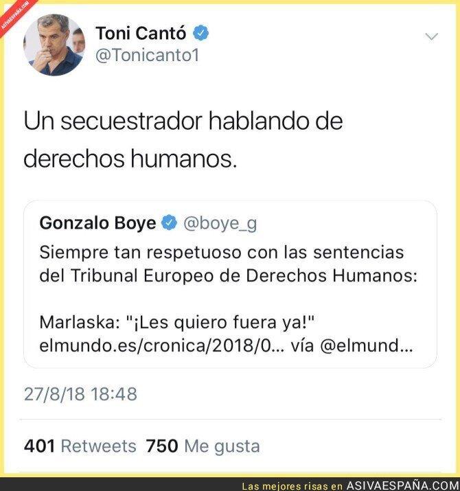 91934 - Menudo nivel el del abogado de Puigdemont