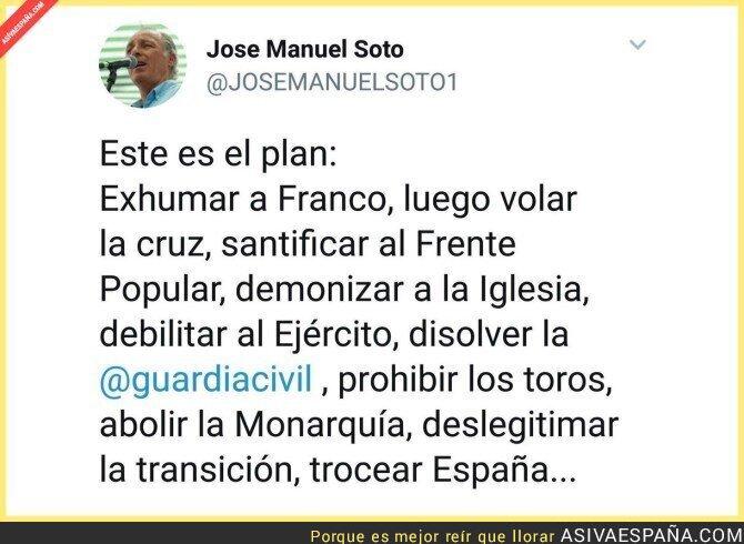 91944 - Lo más sensato que hay escrito José Manuel Soto desde que tiene conciencia