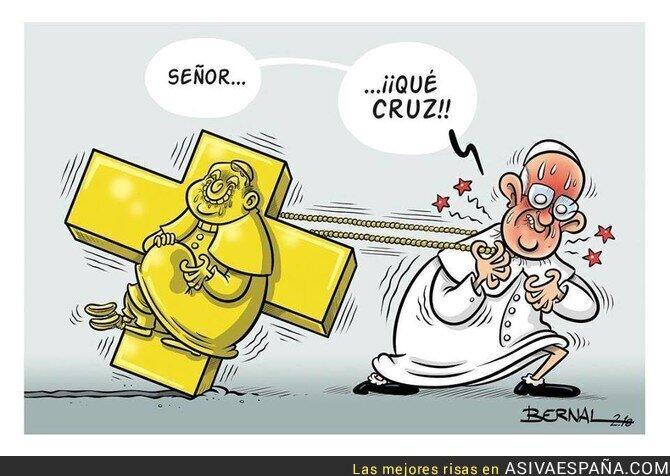 92082 - Los casos de pederastia dejan sin aire al Papa Francisco