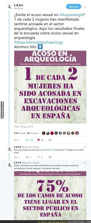 92085 - La triste realidad (no narrada) de la Arqueología