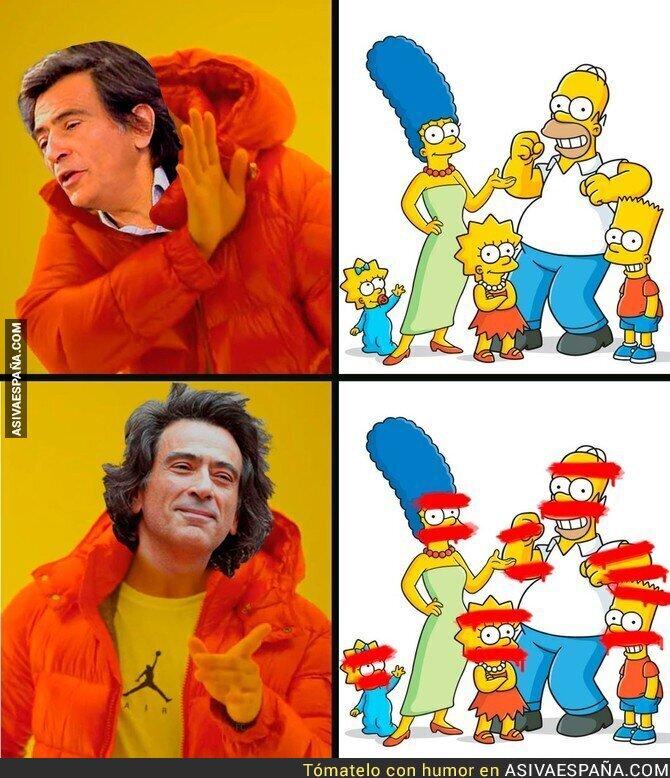 92161 - Arcadi Espada sabe bien como mejorar Los Simpson