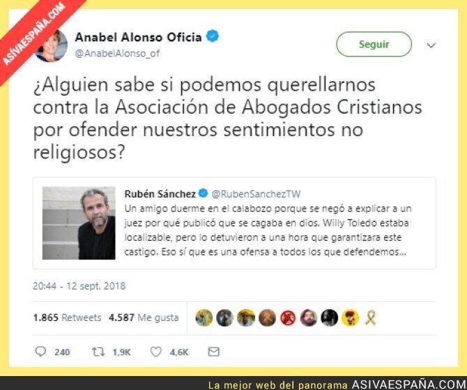 93040 - Anabel Alonso, Reina de España