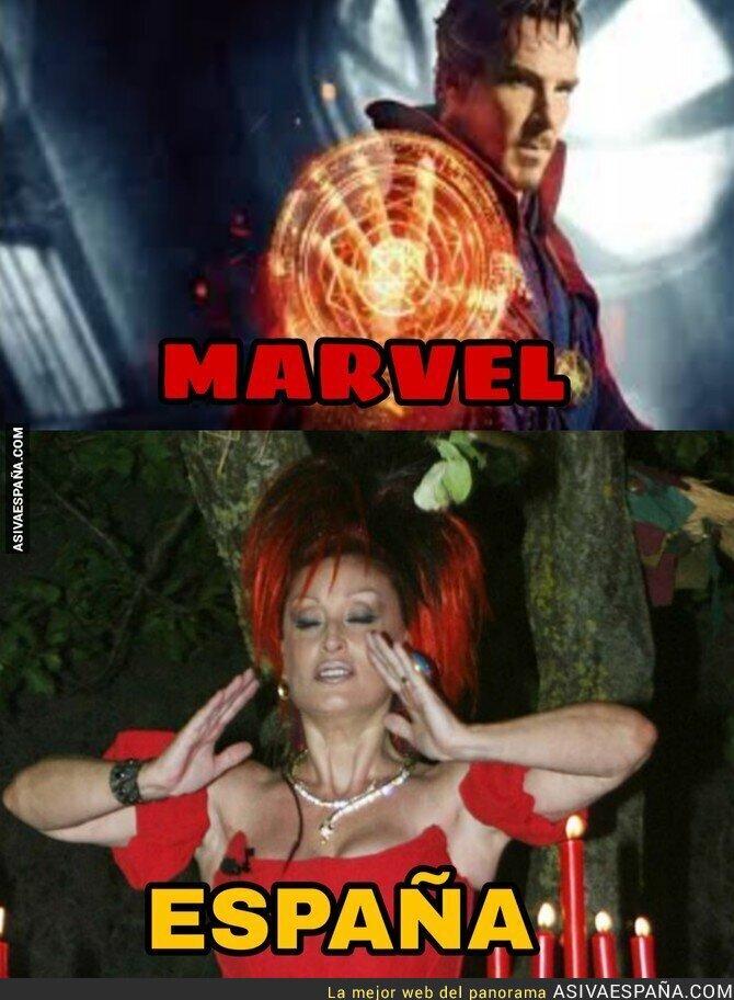 93125 - Marvel España