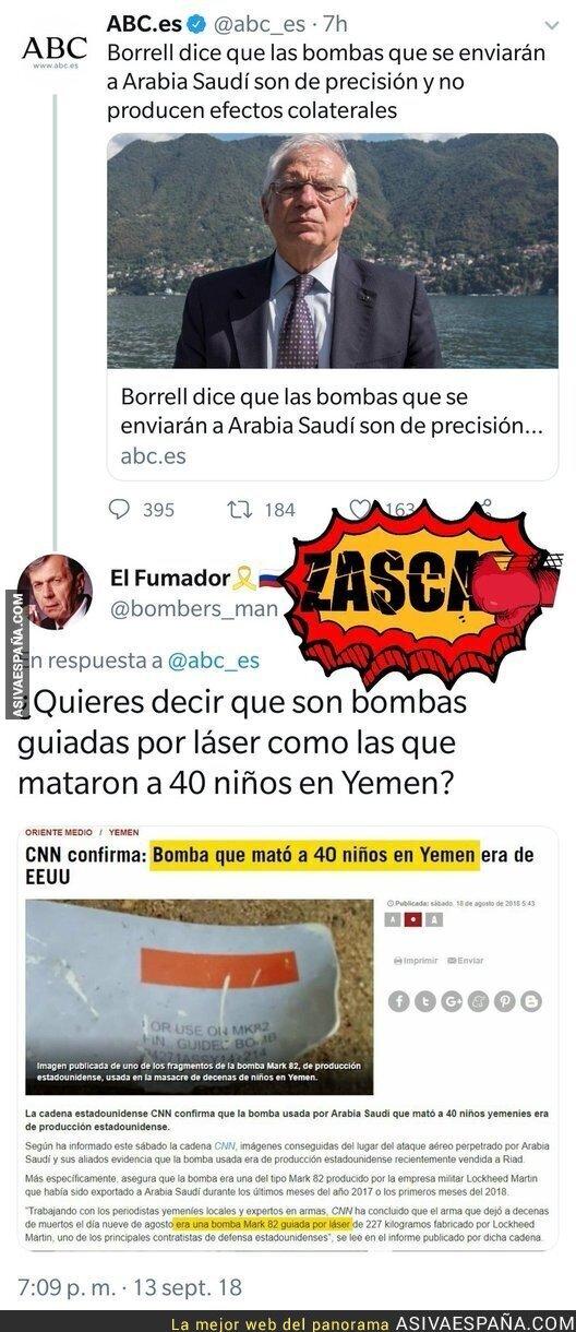 93158 - Las bombas que vende España a Arabia Saudí