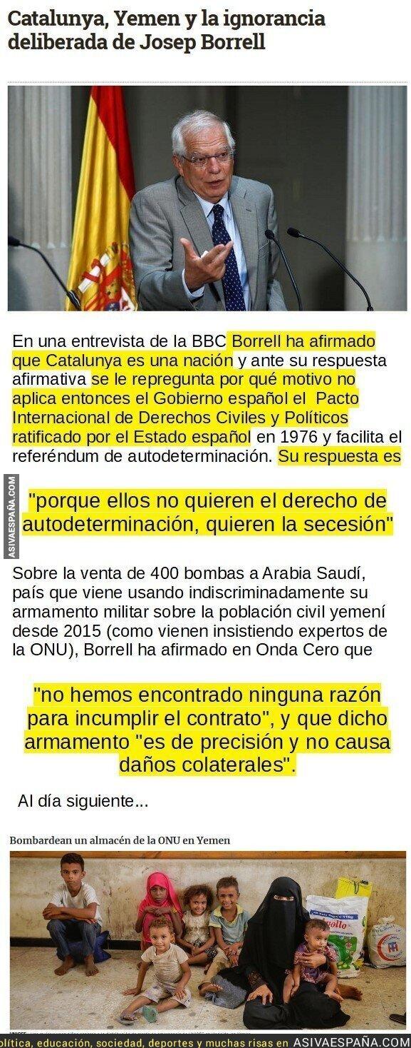 93224 - La semana de Josep Borrell