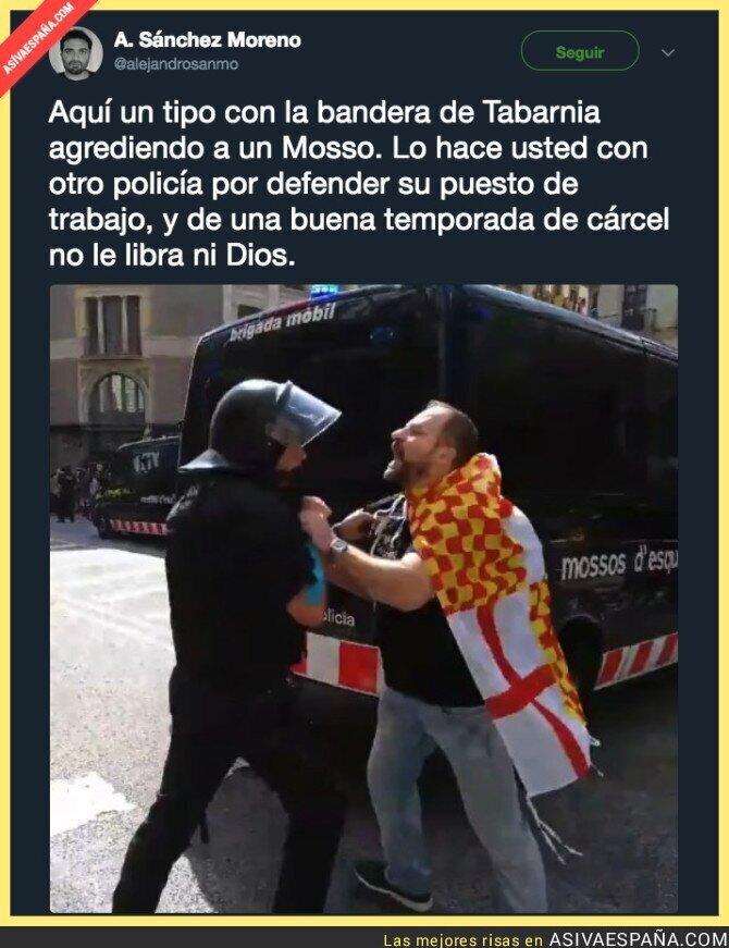 93251 - Imagina por un momento que se lo hubiese hecho un independentista catalán a un Guardia Civil