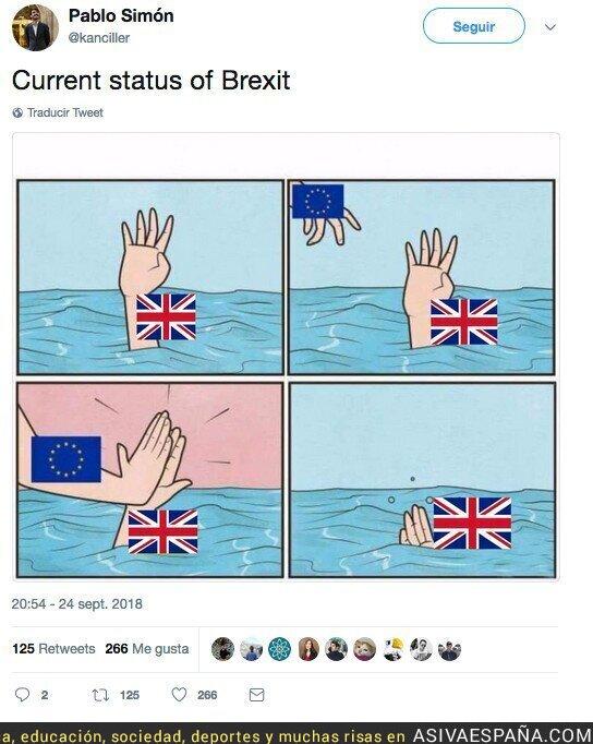 93727 - ¿Cómo está yendo el Brexit?
