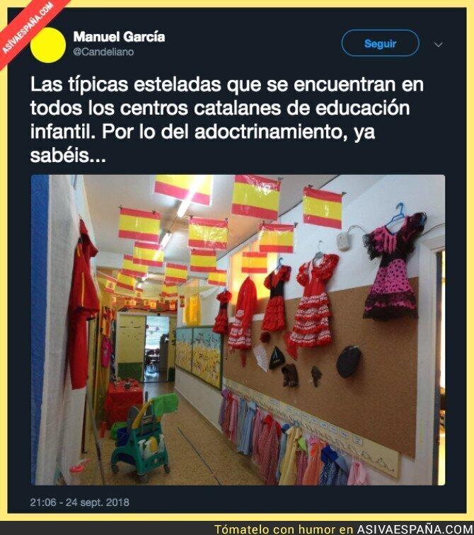 93828 - Mientras tanto, en un colegio infantil de Andalucía...