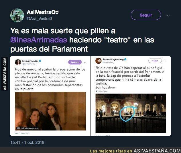 94091 - El teatro de Inés Arrimadas