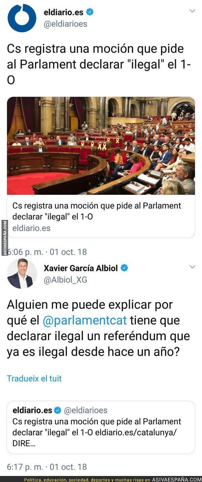94110 - Hasta Xavier Garcia Albiol deja mal a Ciudadanos