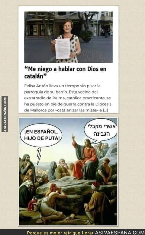 94253 - Dios y sus problemas con los idiomas