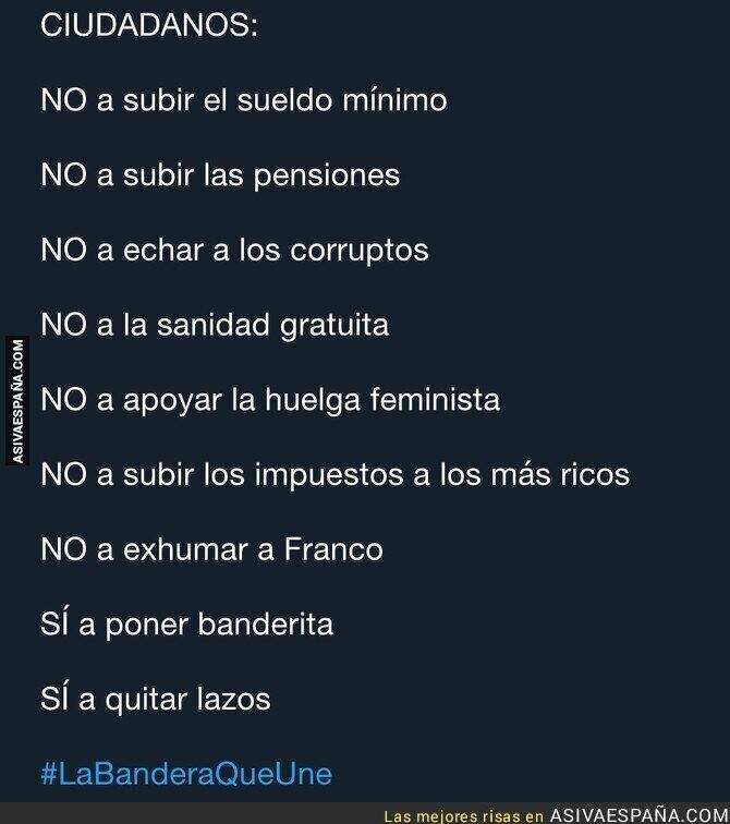 94366 - Las políticas de Ciudadanos