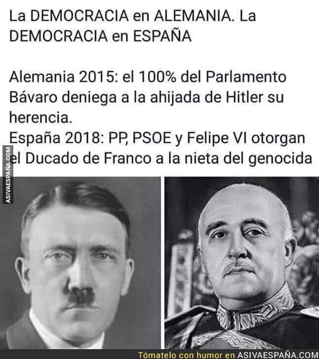 94411 - Diferencias evidentes entre España y Alemania
