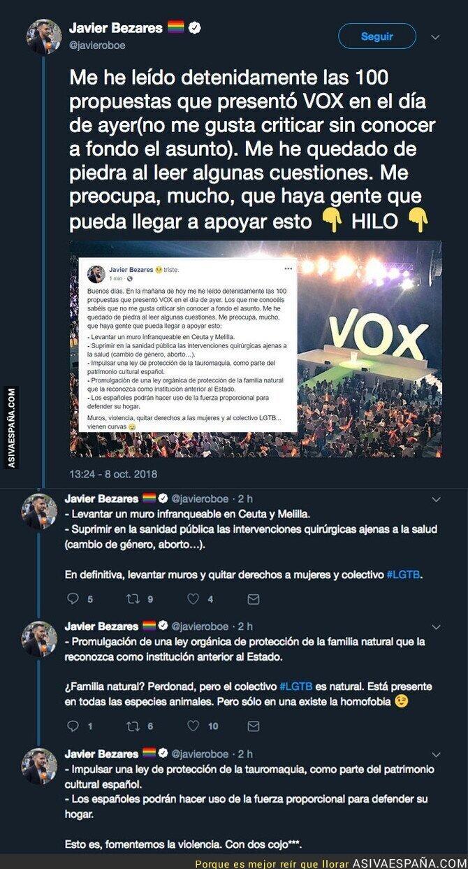 94440 - Las propuestas más polémicas de VOX
