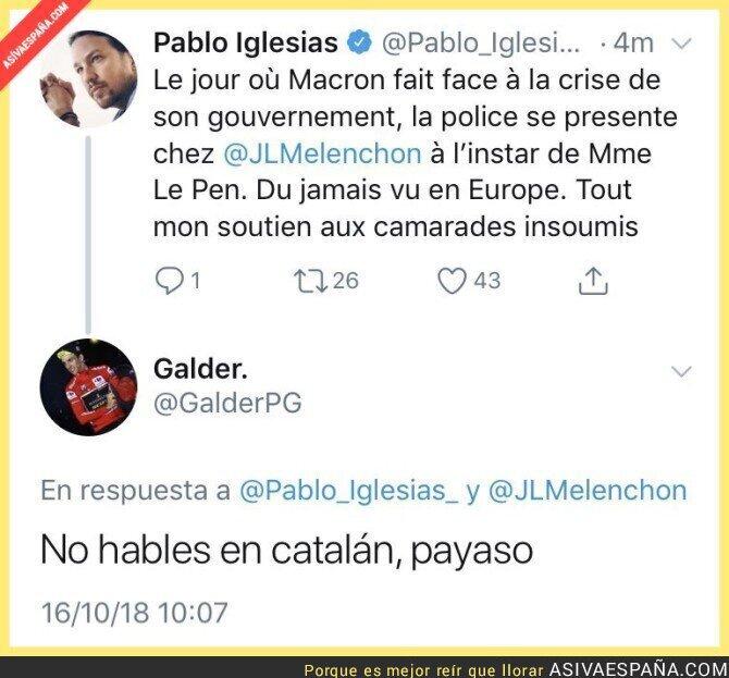 95147 - Pablo Iglesias es un provocador