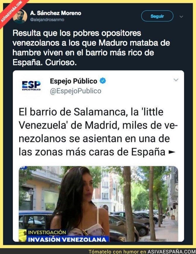 95170 - Que mal viven los venezolanos, eh