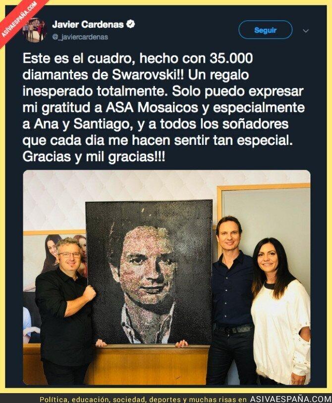95357 - Lo que le faltaba al ego de Javier Cárdenas