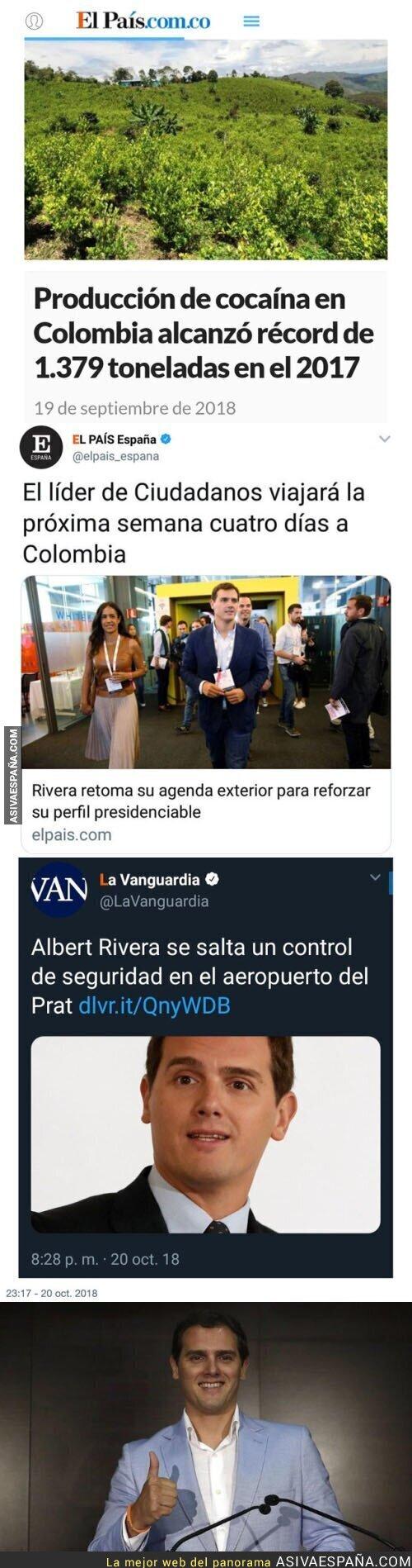 95619 - Unas cuantas noticias juntas para entender la situación de Albert Rivera