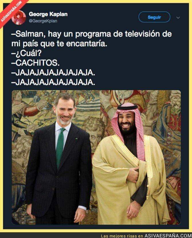 95918 - Entendimiento entre Arabia Saudí y España