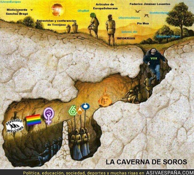 96004 - La caverna de George Soros
