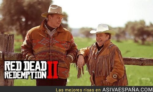 96101 - Que buena pinta tiene el nuevo Red Dead Redemption II