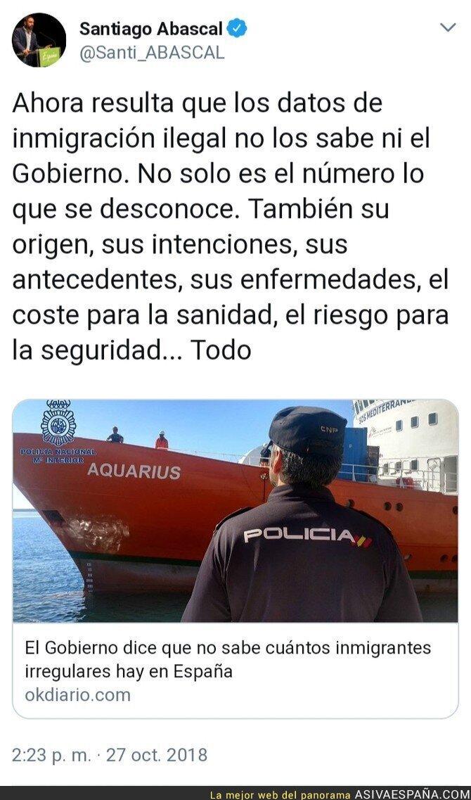 96219 - La inmigración en España