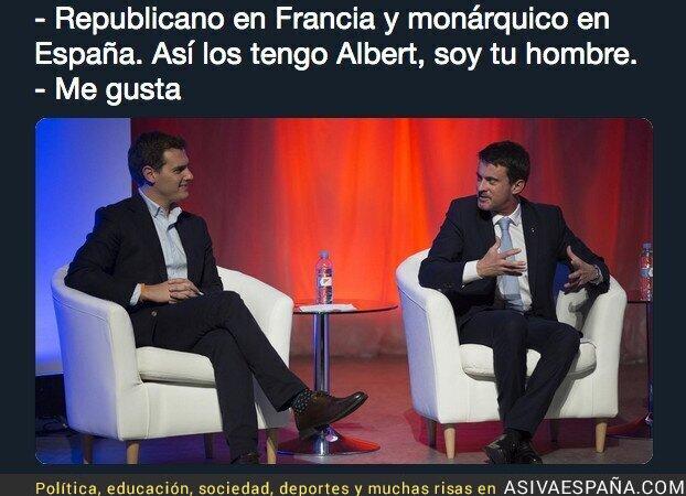 96381 - Manuel Valls es el hombre perfecto para Ciudadanos