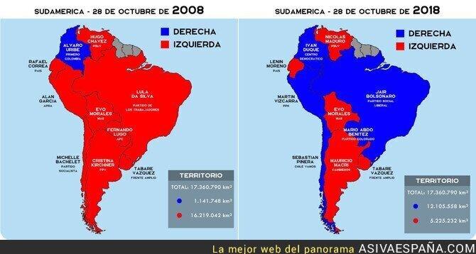 96518 - Así está cambiando Latinoamérica en 10 años