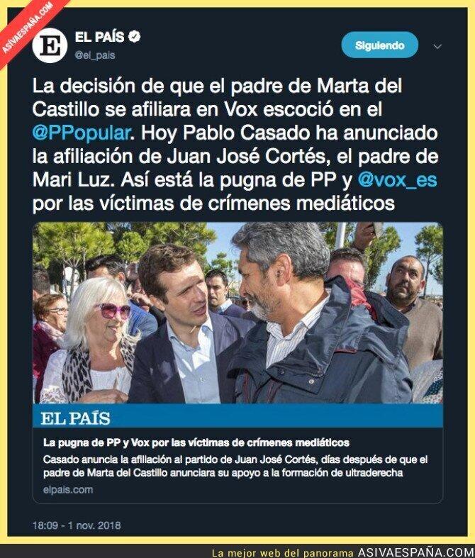 96748 - Los carroñeros de PP y VOX a por los padres de las víctimas