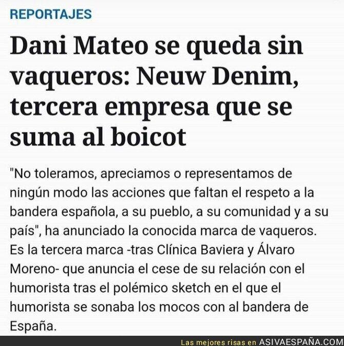 97142 - Dani Mateo se queda sin vaqueros