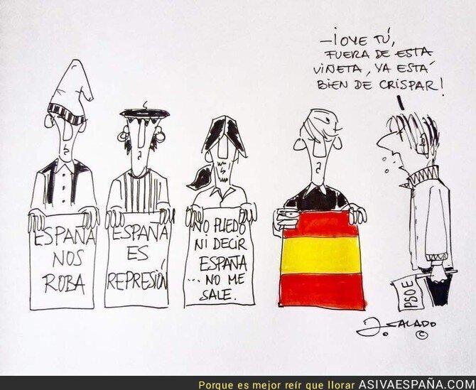 97272 - ¡Fuera españolistas de España!